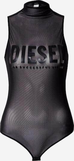 Tricou body 'UFBY-HEVA-M UW Body' DIESEL pe negru, Vizualizare produs
