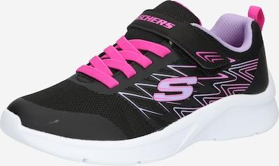 SKECHERS Sneaker  'MICROSPEC BOLD DELIGHT' in pink / schwarz, Produktansicht