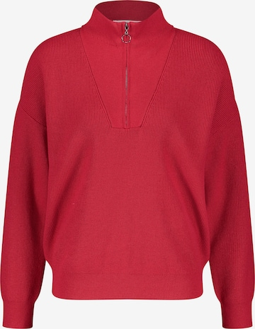 GERRY WEBER Sweater in Red