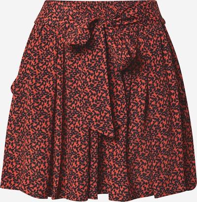 Pantaloni 'Janet' BE EDGY di colore rosso / nero, Visualizzazione prodotti