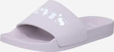 LEVI'S Zapatos para playa y agua 'JUNE' en lila / blanco, Vista del producto