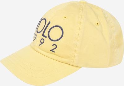 POLO RALPH LAUREN Cap in blau / gelb, Produktansicht