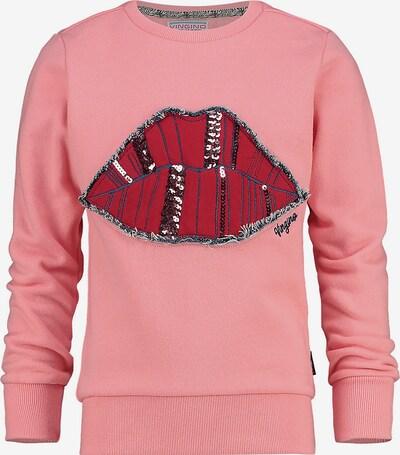 VINGINO Sweatshirt 'Newis' in rosa / rot, Produktansicht