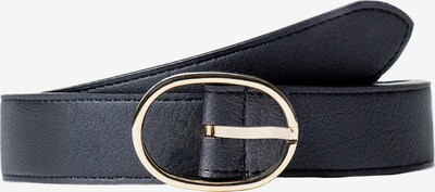 Noani Riem in de kleur Goud / Zwart, Productweergave