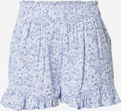 HOLLISTER Pantalón en azul / azul paloma / offwhite, Vista del producto