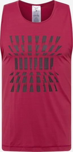 Reebok Sport Tanktop in rosa, Produktansicht