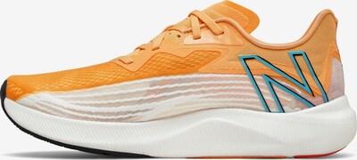 new balance Chaussure de course en bleu / orange / blanc, Vue avec produit