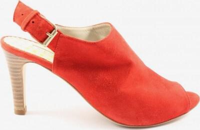 Boden High Heel Sandaletten in 38 in hellorange, Produktansicht