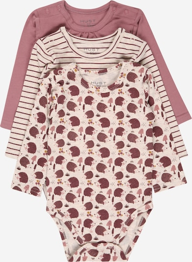 Hust & Claire Body in beige / pflaume / mauve, Produktansicht