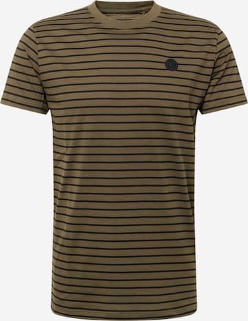 Kronstadt T-Shirt 'Timmi' in Grün