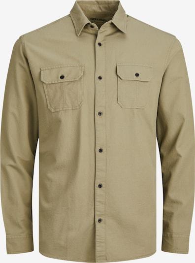 JACK & JONES Hemd in ecru, Produktansicht