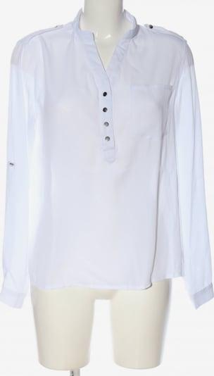 Zanzea Hemd-Bluse in L in weiß, Produktansicht