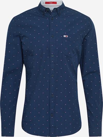Camicia 'DOBBY' Tommy Jeans di colore navy / rosso / bianco, Visualizzazione prodotti