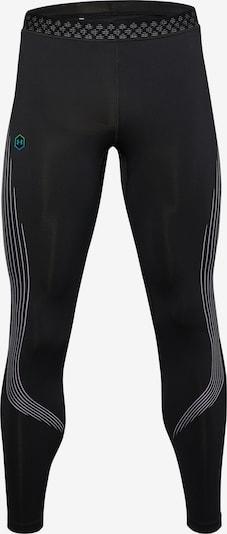UNDER ARMOUR Leggings in schwarz / weiß, Produktansicht