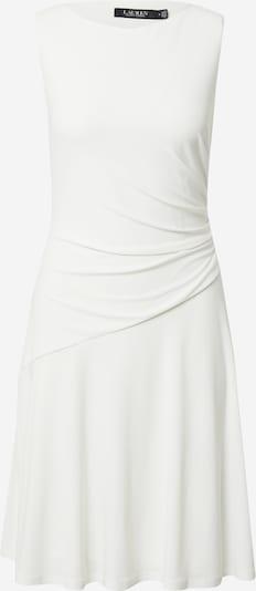Lauren Ralph Lauren Cocktailmekko 'XAMIRA' värissä valkoinen, Tuotenäkymä