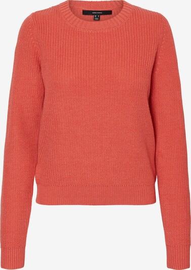 VERO MODA Pullover 'Leanna' in koralle, Produktansicht