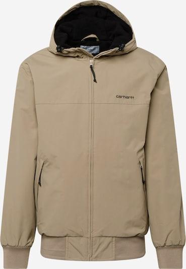 Carhartt WIP Overgangsjakke i sand / sort, Produktvisning