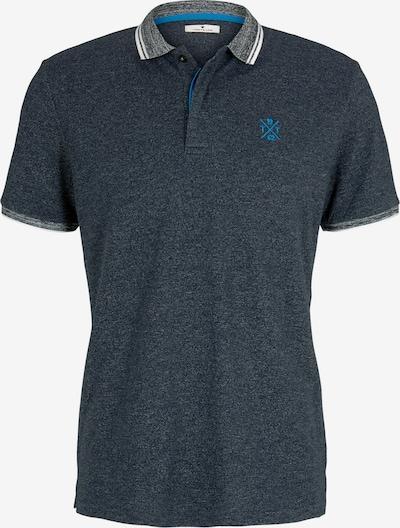 TOM TAILOR Shirt in de kleur Lichtblauw / Blauw gemêleerd / Grijs / Wit, Productweergave