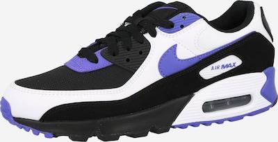Nike Sportswear Nízke tenisky 'Air Max 90' - kráľovská modrá / čierna / biela, Produkt