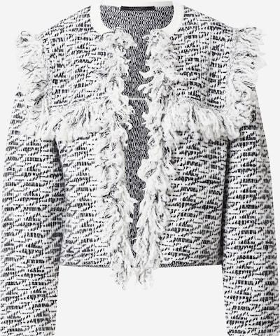 Geacă de primăvară-toamnă 'Ashley' AllSaints pe negru / alb murdar, Vizualizare produs