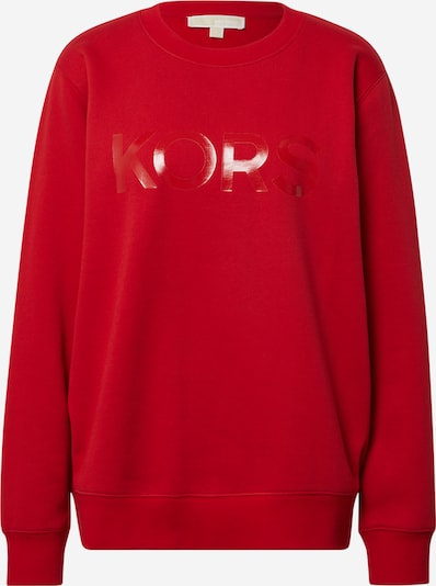 MICHAEL Michael Kors Sweatshirt 'HEATHER' in de kleur Rood, Productweergave