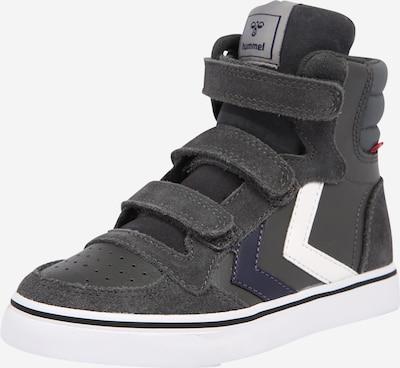 Hummel Sneakers 'STADIL PRO JR' in de kleur Donkergrijs, Productweergave