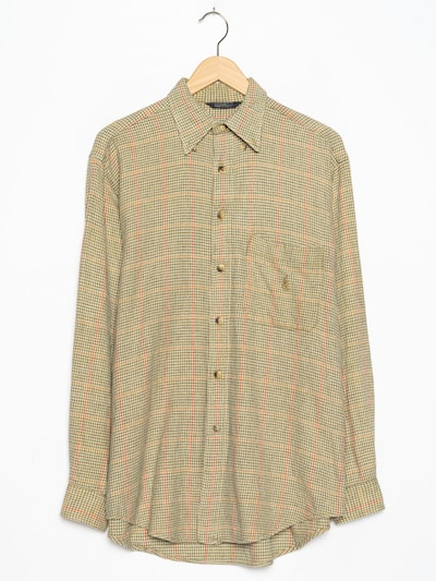 NAUTICA Flanellhemd in M in beige, Produktansicht