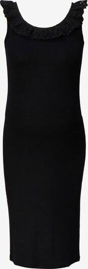 Supermom Kleid ' Broderie ' in schwarz, Produktansicht