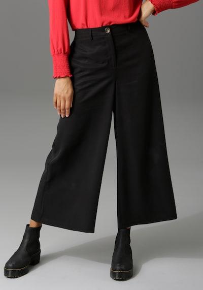 Aniston CASUAL Hose in schwarz, Modelansicht