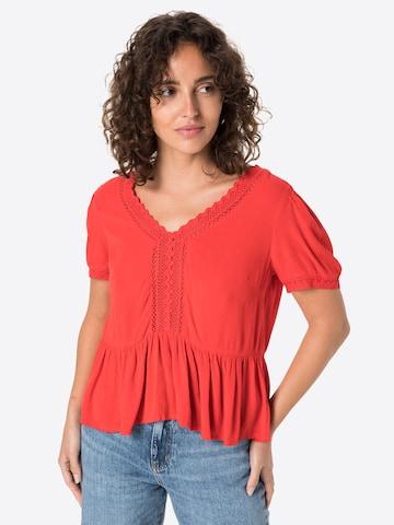 Tally Weijl Bluse i rød