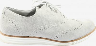 Cole Haan Schnürschuhe in 41 in hellgrau / weiß, Produktansicht