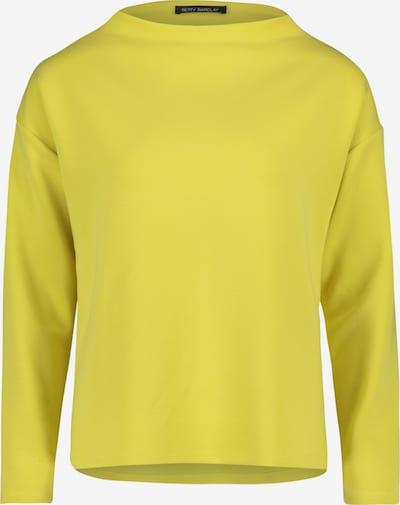 Betty Barclay Sweatshirt mit hohem Kragen in gelb, Produktansicht