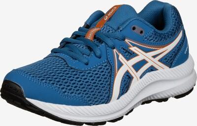 ASICS Sportovní boty 'Gel-Contend 7' - modrá / oranžová / bílá, Produkt