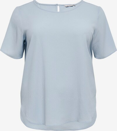 ONLY Carmakoma Shirt in de kleur Blauw, Productweergave