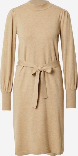 MOSS COPENHAGEN Knit dress 'Joeline Helena' in beige, Item view