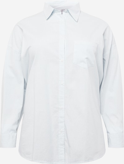 Cotton On Curve Blūze, krāsa - jūraszils / balts, Preces skats