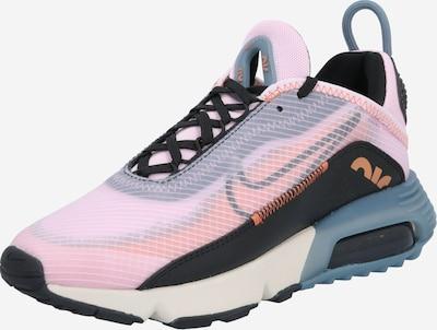 Sportbačiai be auliuko iš Nike Sportswear , spalva - mėlyna / rožių spalva / juoda, Prekių apžvalga