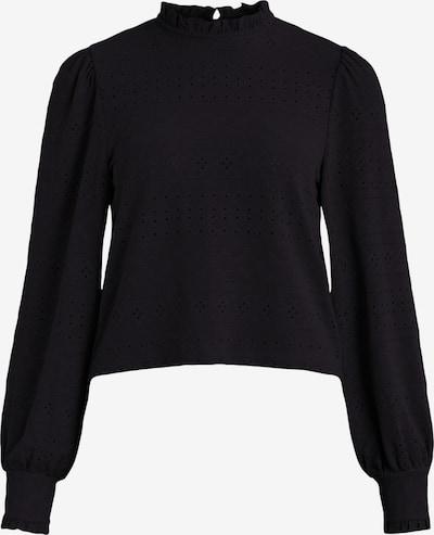VILA Bluse 'Kathy' in schwarz, Produktansicht