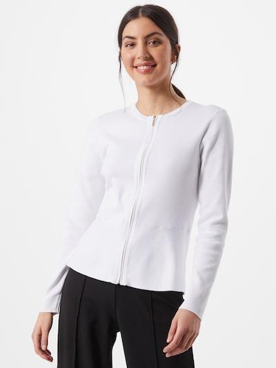 Esprit Collection Strickjacke in offwhite, Modelansicht