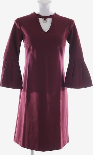 Ana Alcazar Kleid in XS in weinrot, Produktansicht