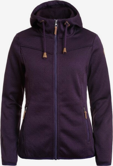 ICEPEAK Jacke in lila, Produktansicht