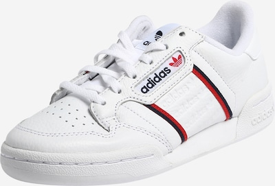 ADIDAS ORIGINALS Sneakers 'CONTINENTAL 80' in blue / red / white, Item view