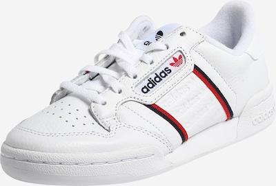 ADIDAS ORIGINALS Zapatillas deportivas 'CONTINENTAL 80' en azul / rojo / blanco, Vista del producto