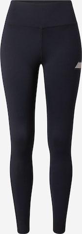 Tommy Sport Športové nohavice - Modrá