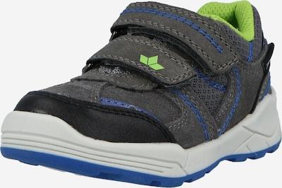 LICO Sneaker 'Ashoka' in blau / grau / limette, Produktansicht
