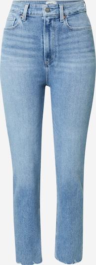 Jeans PAIGE pe albastru denim, Vizualizare produs