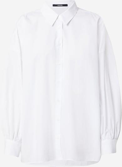 Someday Bluse 'Zotona' in weiß, Produktansicht