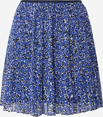 Samsoe Samsoe Skirt 'Tatiana' in Blue