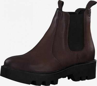 TAMARIS Chelsea Boots in braun / schwarz, Produktansicht