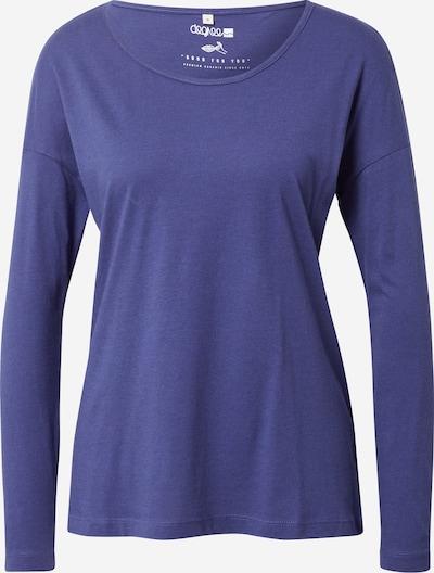 Degree Shirt 'Nero' in royalblau, Produktansicht